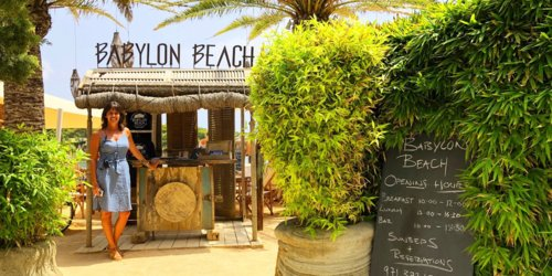 Babylon Beach