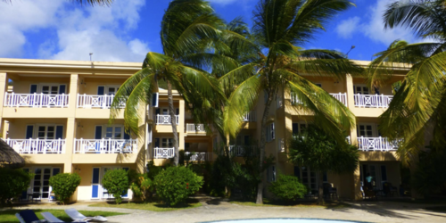 Les Cocotiers<br>Beach Resort