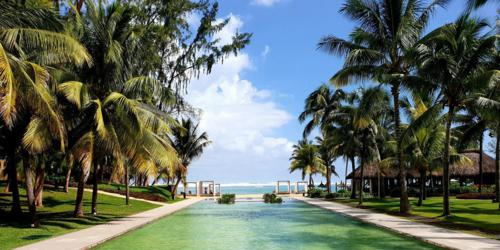Outrigger Mauritius Beach Resort - Pool